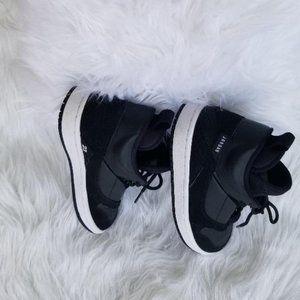 Jordan Fadeaway 'Black' sneakers